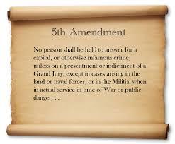 5th ammendment