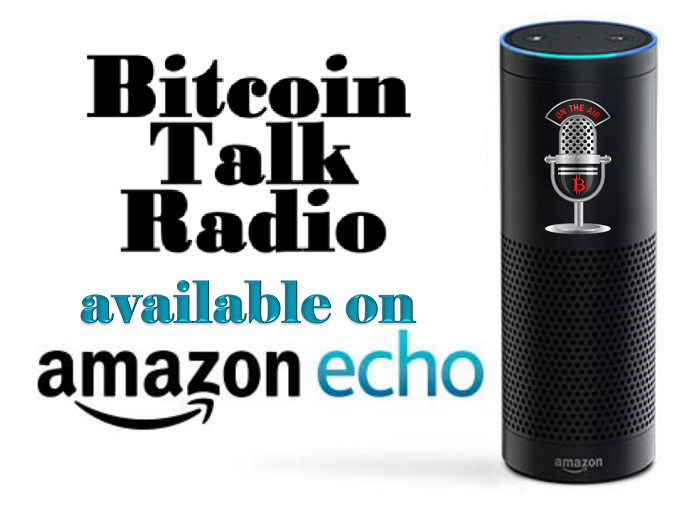 Bitcoin Talk Radio on Amazon Echo
