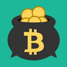 pot of bitcoin