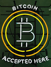 Bitcoin accepted 1