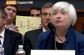 bitcoin sign guy