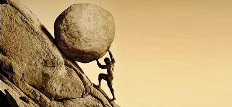 Man-Pushing-Rock-Up-Hill