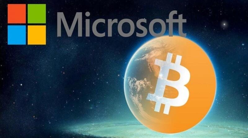 Microsoft-bitcoin