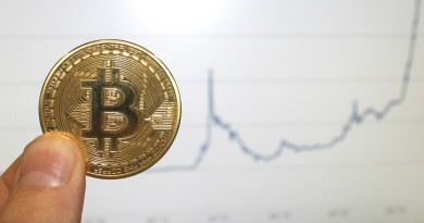Bitcoin (in USD): Approaching 8100