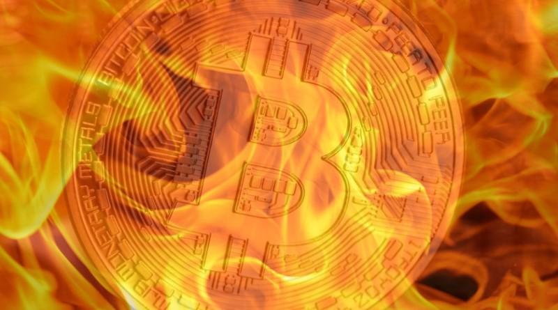 bitcoin-fire