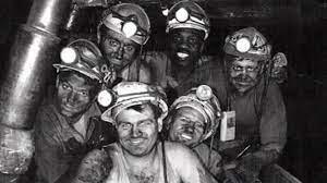 miners men